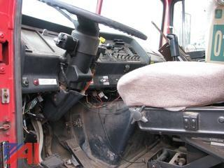 2001 Volvo WGM Cab and Chassis