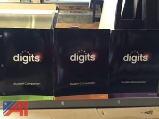 (90) Digits Grade 6 Work Books