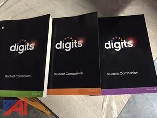 (90) Digits Grade 6 Work Books