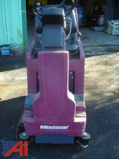 Minuteman Floor Scrubber