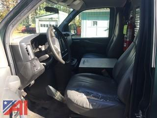 2006 Chevy Express 2500 Van