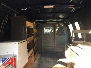 2006 Chevy Express 2500 Van