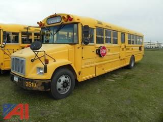 2005 Freightliner/Thomas FS65 School Bus