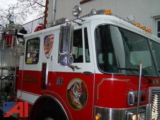 1989 Pierce Pumper Fire Truck