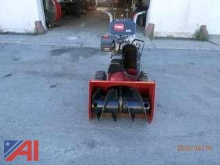 1984 Toro 824 Snowblower