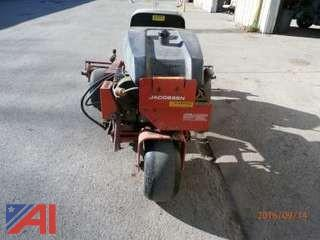 1981 Jacobsen GK IV  62221 Reel Mower