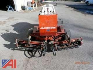 1981 Jacobsen GK IV  62221 Reel Mower