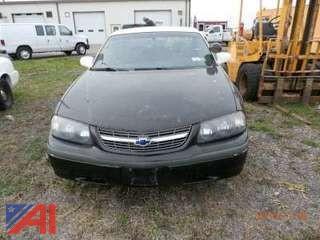 2003 Chevy Impala 4D