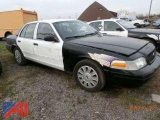 2008 Ford Crown Victoria 4D