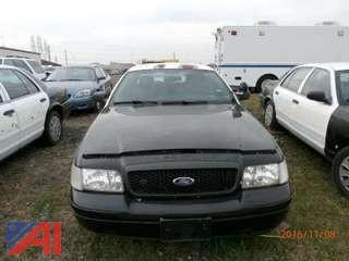 2005 Ford Crown Victoria 4D