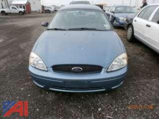 2005 Ford Taurus 4D
