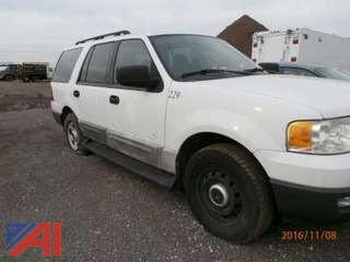 2005 Ford Expedition 4D