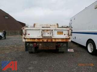 2002 Ford F350 Regular Cab Dump Truck