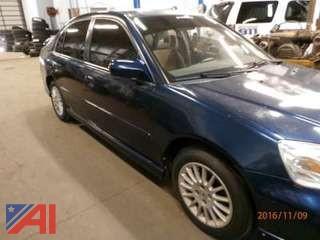 2003 Acura EL4 4D