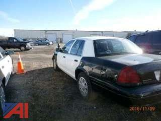 2011 Ford Crown Victoria 4D