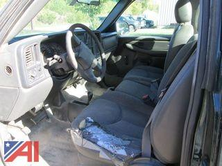 2003 Chevrolet Silverado 2500 Pickup
