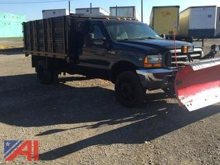 1999 Ford F450 4WD Pickup