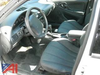 2002 Chevrolet Cavalier 4 Door