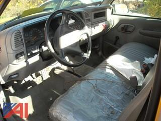 1997 Chevrolet CK30903 Rack Body Pickup Truck