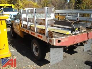 1997 Chevrolet CK30903 Rack Body Pickup Truck