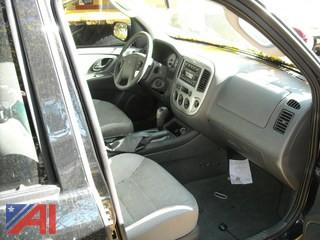2005 Ford Escape XLT 4 Door Compact 4x4