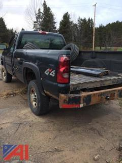 2004 Chevy 2500 Pickup