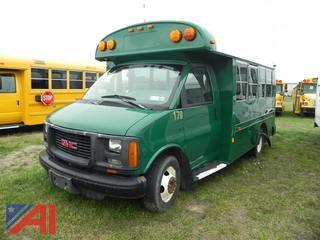 1998 Chevy Express Bus