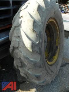 B.F. Goodrich Silvertown Tire (#9)