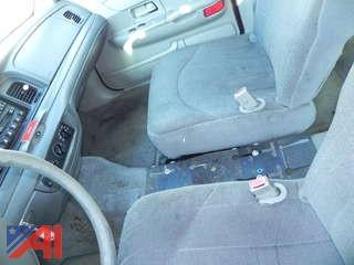 2001 Ford Crown Victoria 4DSD/Police Interceptor