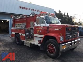 1979 Chevy J8C042 Fire Truck