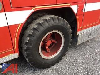 1979 Chevy J8C042 Fire Truck