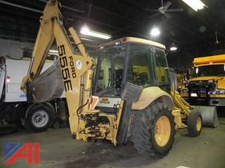 1997 Ford/New Holland 555E Backhoe