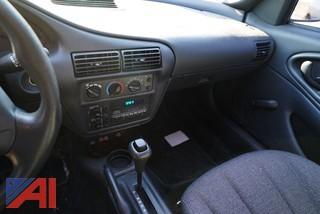1999 Chevy Cavalier 4 Door Sedan
