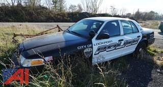 2010 Ford Crown Victoria 4 Door Police Interceptor/28