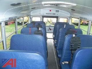 2008 Ford E450 School Bus