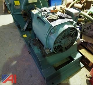 Gardner Denver 60Hp Aerator Blower System