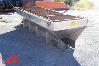 2007 Tarco Stainless Steel 10' Sander