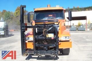 2002 Volvo 10 Wheel Dump Truck