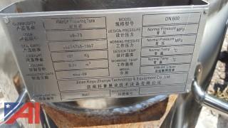 Distillery KMn04 Preparing Tank