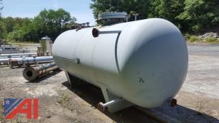 Large Distillery Tank