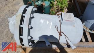 Distillery Tank