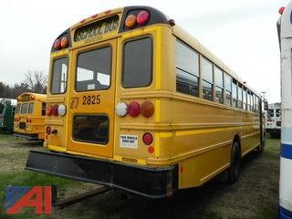 2008 International PB105 School Bus-PARTS