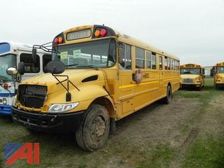 2008 International PB105 School Bus-PARTS