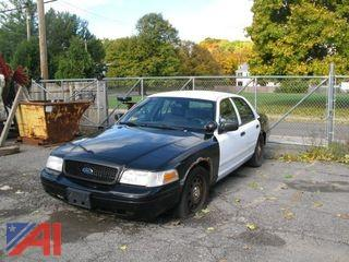 2008 Ford Crown Victoria 4DSD