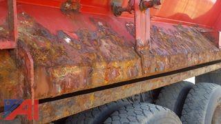 2003 International 6x4 7600 Dump Truck