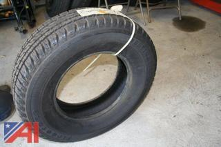 """(5) NEW 15"""" Tires"""