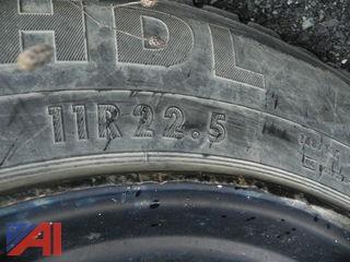 1989 Ford F800F Dump