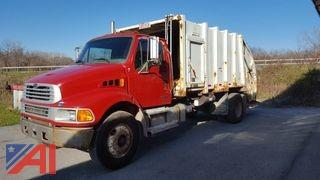 2004 Sterling Acterra Packer/Garbage Truck