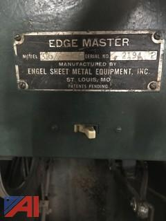 "Edge Master Pittsburgh 3/16"" Flanger"