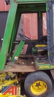 John Deere F932 Lawn Mower